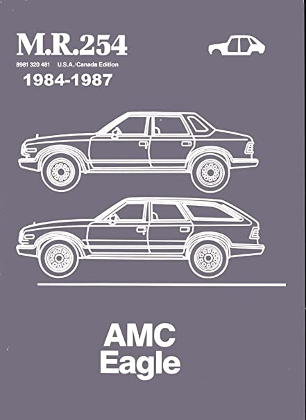 Pleasant Amazon Com Bishko Automotive Literature 1984 1985 1986 1987 Amc Wiring Database Pengheclesi4X4Andersnl
