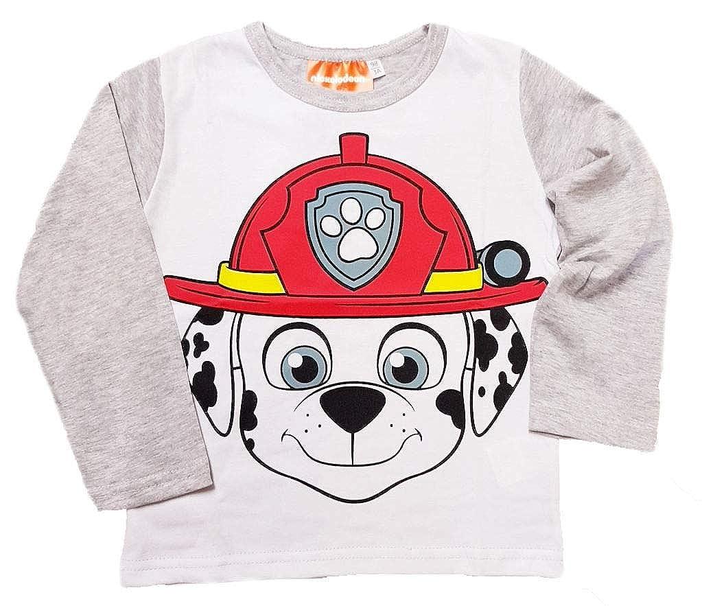 Paw Patrol Boys T-Shirt Marshall PAW1346TSHGRY