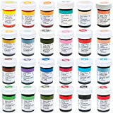 Wilton Master 24 Icing Color 1-Ounce Set