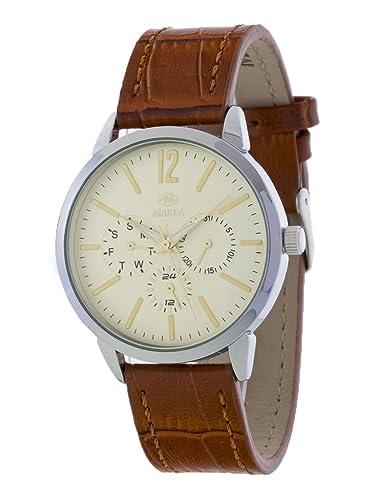 ef4ea81434a Reloj Marea Hombre B41176 1 Multifunción  Amazon.es  Relojes