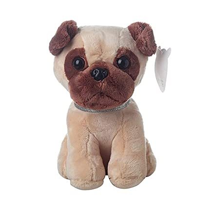 JEWH Stuffed Plush Animals Toys - Tiny Soft Toy Gifts for Children Girls - Kawaii Dog