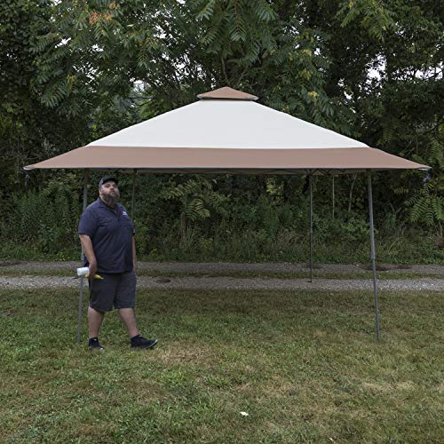 Coleman Instant Pop-Up Canopy Tent and Sun Shelter, 13 x 13 Feet (Best Pop Up Shelter)