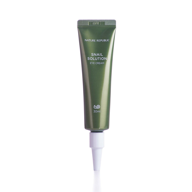 Nature Republic Snail Solution Eye Cream, 30 Gram Chok Chok B01BPA1476