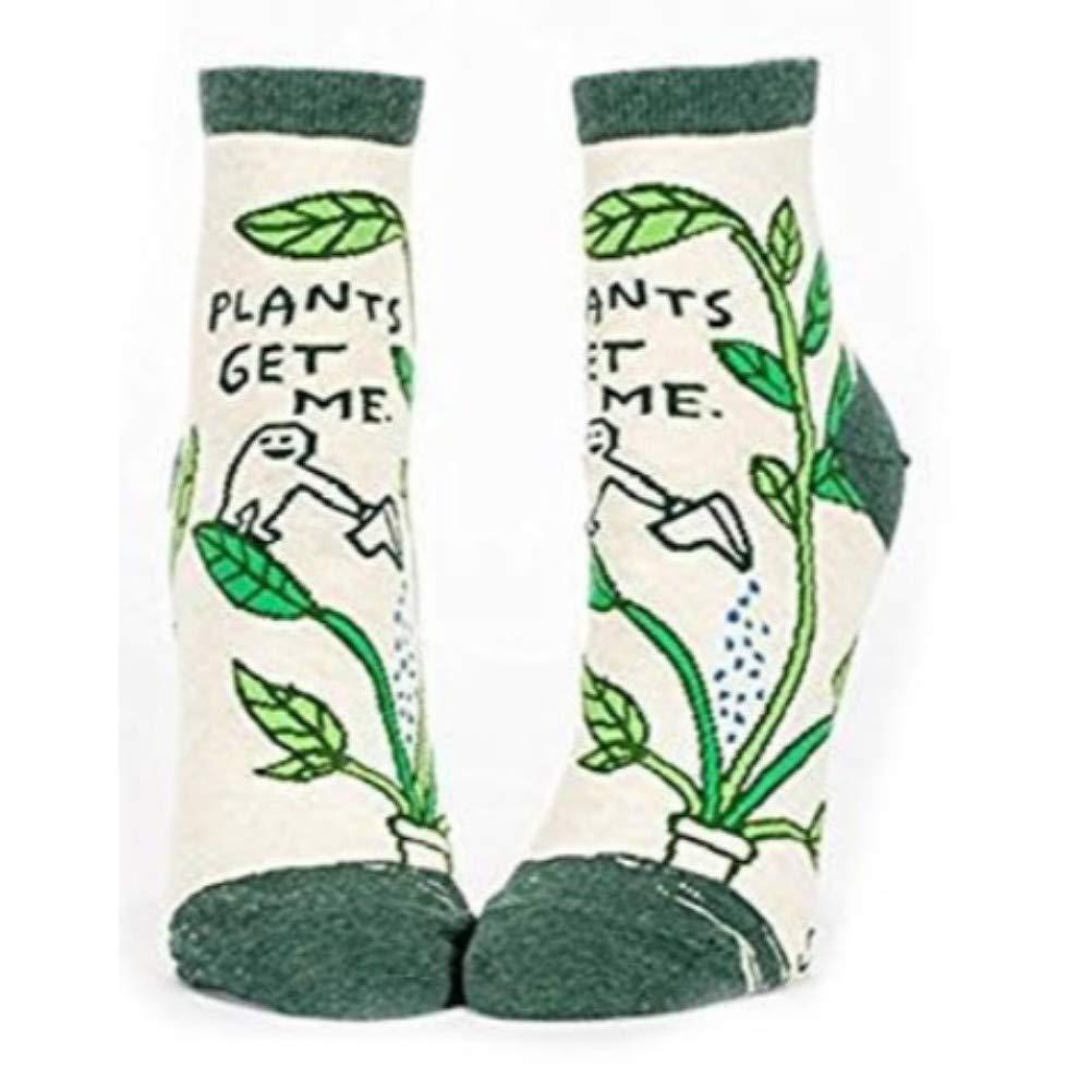 Blue Q Women's Novelty Ankle Socks