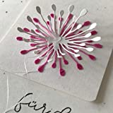 Fornateu DIY Banner Carbon Steel Schneideisen Scrapbook Album Papier-Schablone Craft Dekor Schablone