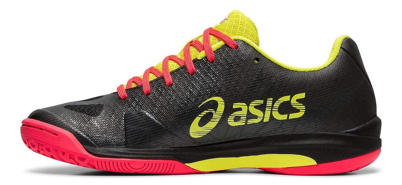ASICS Gel-Fastball 3 Women's Innen Gerichtsschuh - AW19 noir/jaune