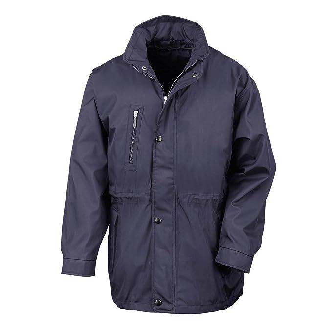 Result - Abrigo de invierno impermeable y transpirable premium modelo City Executive para hombre: Amazon.es: Ropa y accesorios