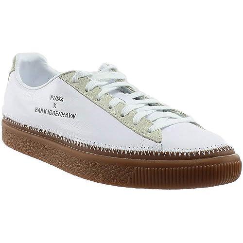 finest selection 467ce d29f5 PUMA Unisex x Han Kjobenhavn Basket Stitched Sneaker