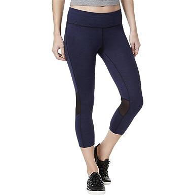 f40e996419c2f Calvin Klein Performance Womens Capri Fitness Athletic Leggings at ...