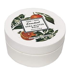 Kiss Me In The Garden Orange Vanilla Shea Butter Balm 5 oz