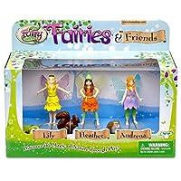My Fairy Garden Fairies and Friends Figurines