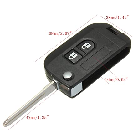 Carcasa para llave de coche - Funda para mando a distancia ...