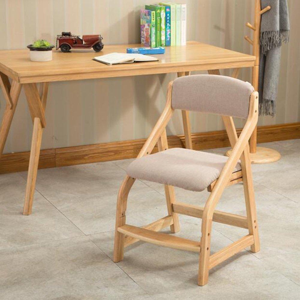 Amazon.com: XUERUI JY-809 - Sillón de madera ergonómico con ...