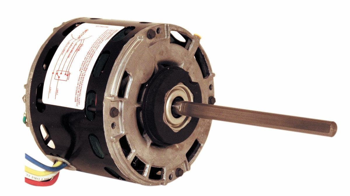 A.O. Smith 9405A 3/4 HP, 1075 RPM, 5 Speed, 48Y Frame, CCWLE Rotation, 1/2-Inch by 3-1/8-Inch Flat Shaft OEM Direct Replacement by A. O. Smith  B007ATNY0C