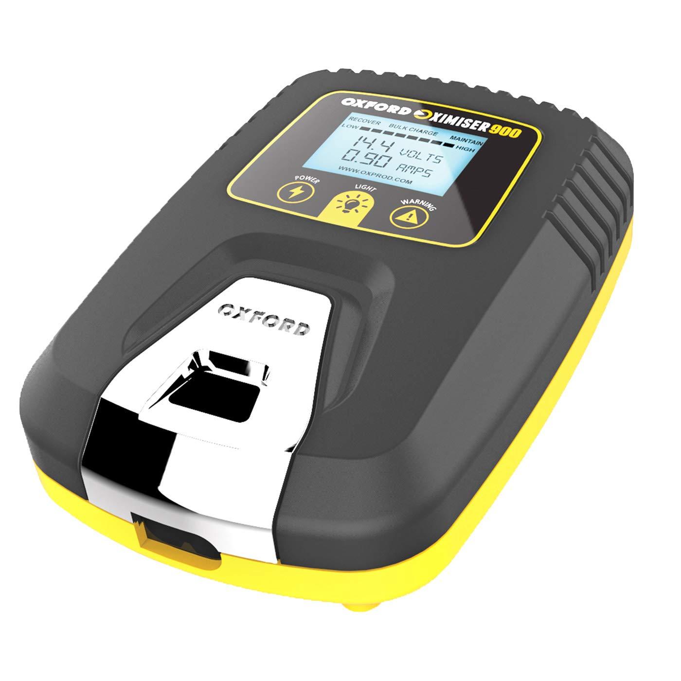 Oxford EL571USD Oximiser 900 Essential Battery Management System Charger 12V
