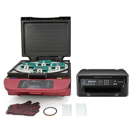 PixMax Rembrandt Bundle: 3d sublimación prensa de calor máquina ...