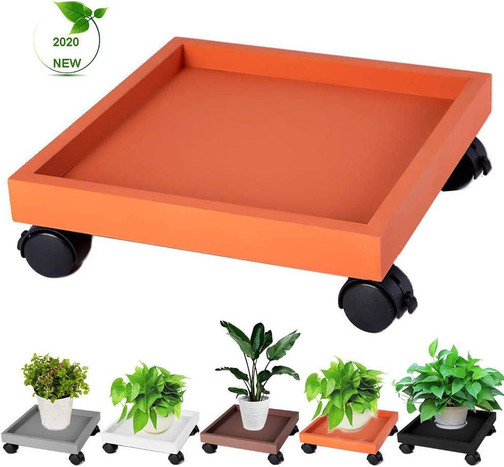 Plant Trivet Plastic for Planters Square Maxi 38 cm