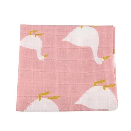 Pañuelo de Gasa de Algodón Puro para Bebé, Patrón Animal Pañuelo de Gasa no Adhesivo DE ...