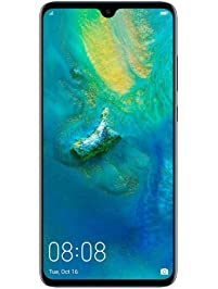 "Huawei Mate 20 6.53"" FHD+ Display, Triple Camera, 4000 mAh Battery, 4G LTE GSM Dual SIM Global Unlocked - International..."