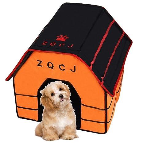 Augproveshak - Caseta para Mascotas, Gato, Gato o Perro, Plegable, Desmontable,