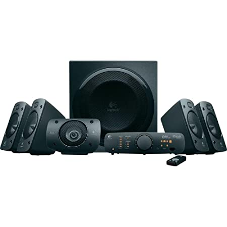 3D Stereo Lautsprecher THX (Dolby 5.1 Surround Sound)