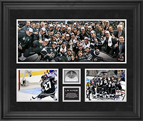 Los Angeles Kings 2014 Stanley Cup Champions Framed 3-Photograph 20