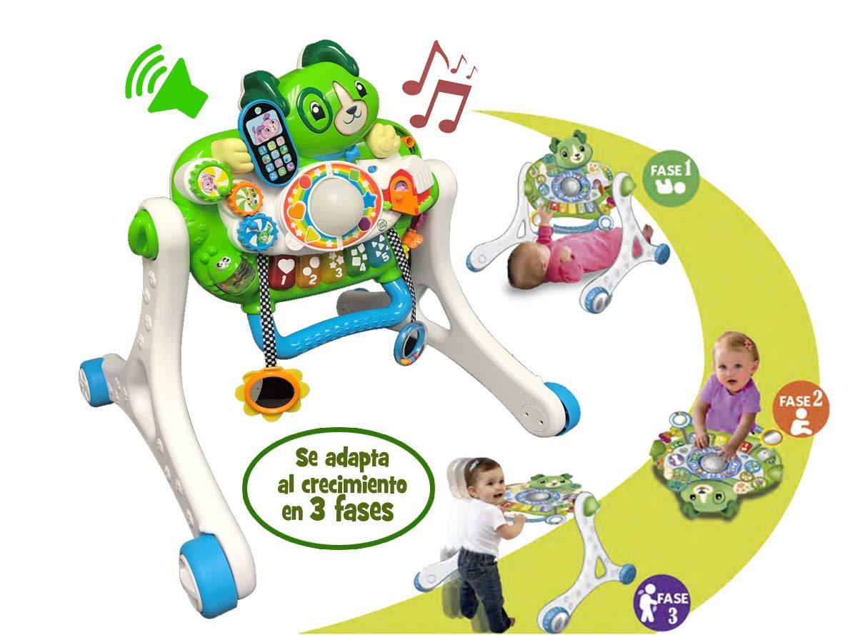 Centro De Actividades Evolutivas Socut 4 en 1 (CEFA Toys 00711 ...