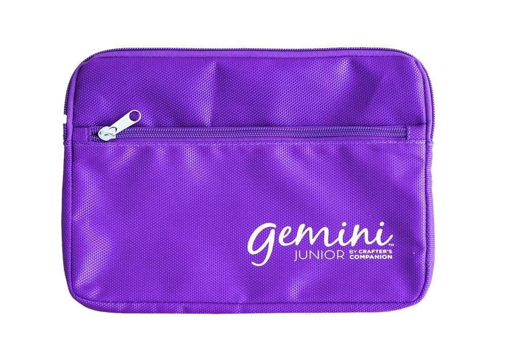 Gemini GEMJR-Acc-PSB Junior Accessories-Purple 6x 9 Plate Storage Bag 6-Inch x 8.9-Inch