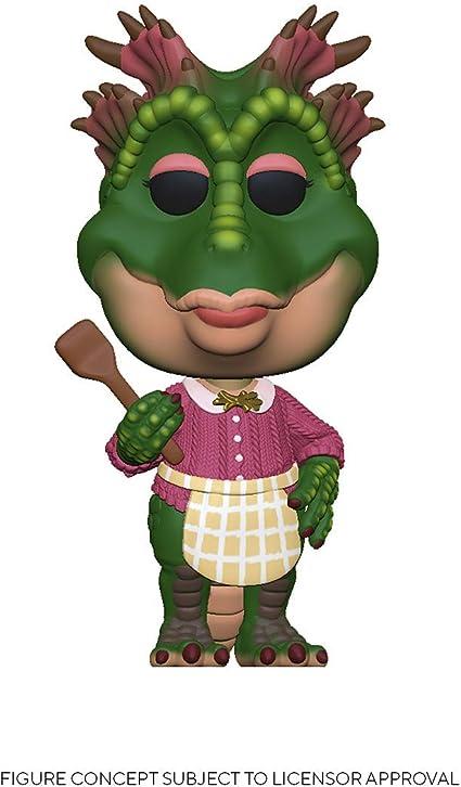 Amazon Com Funko Pop Tv Dinosaurs Fran Sinclair Multicolor 47008 Toys Games Mirad funnisitos que dinosaurio tan chulo de la película jurasic park. funko pop tv dinosaurs fran sinclair multicolor 47008