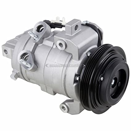 Amazon com: New AC Compressor & A/C Clutch For Ford Mustang