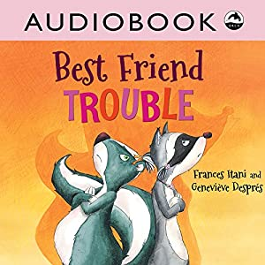 Best Friend Trouble Audiobook