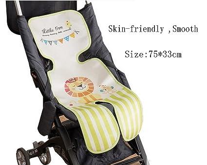 Carrito universal Baby Niños cochecito cochecito cesta transpirable Agua Densidad Pad (tamaño: 75 *