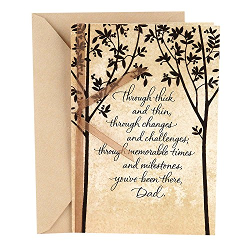 Hallmark Father's Day Greeting Card (You've Been There)