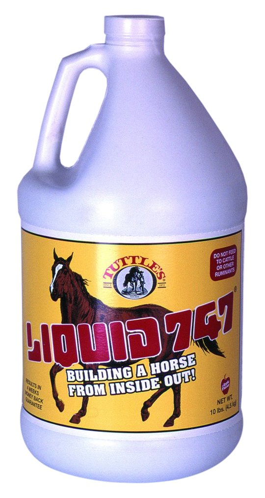 YTEX EQUINE D GAL Tuttle's Liquid 747 Feed Supplement by YTEX EQUINE D