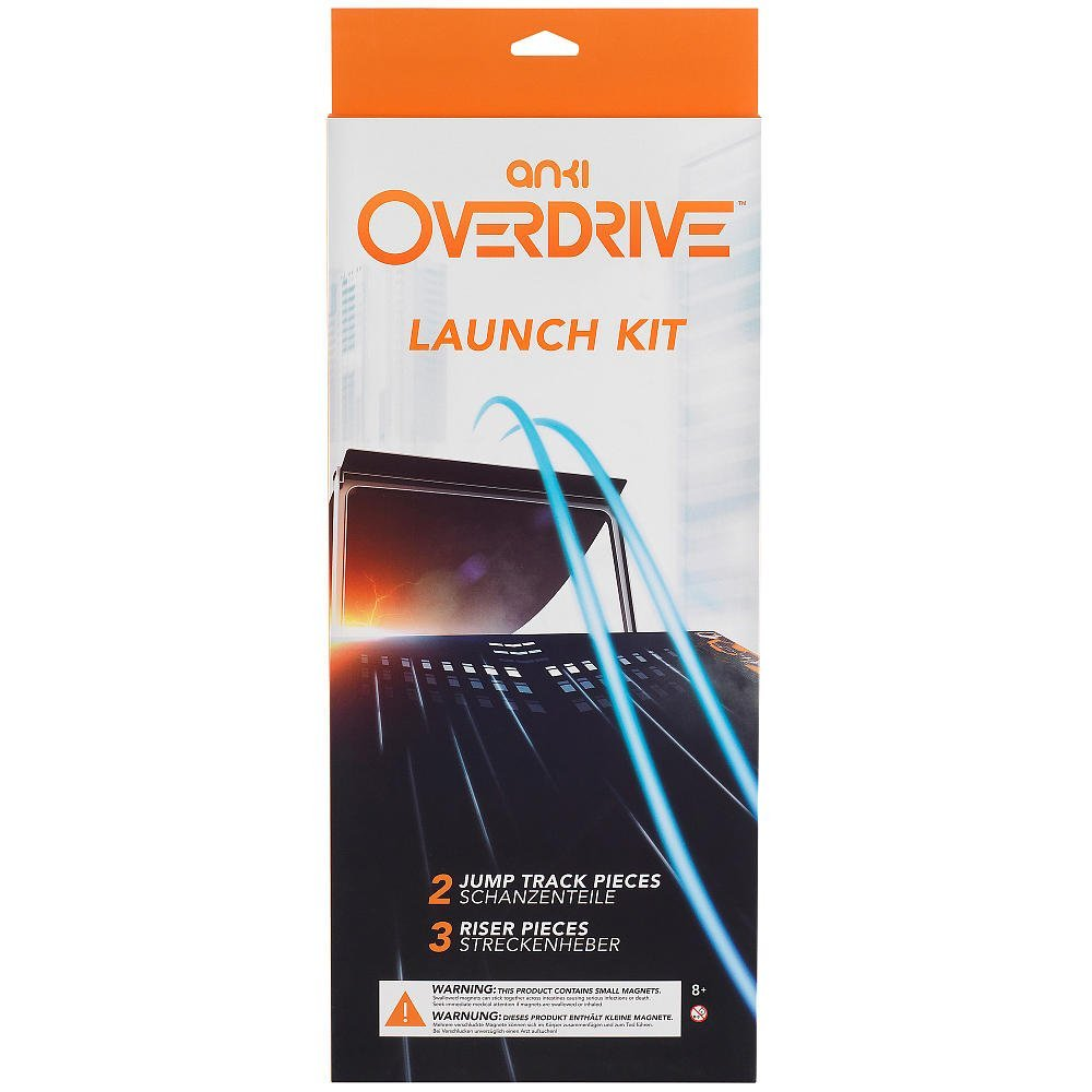 Anki OVERDRIVE Expansion Track Launch Kit (Discontinued by manufacturer) by Anki (Image #2)