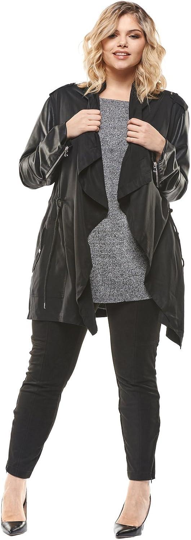 Renee Plus Size Jacket