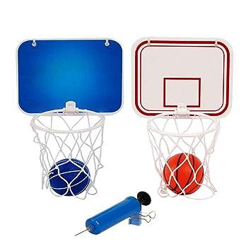 Zebroau - Juego de Baloncesto de Baloncesto para niños con Ventosa ...