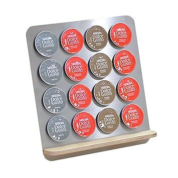 Advanta café cápsula dispensador de soporte y almacenamiento de solución de almacenamiento para cápsulas de