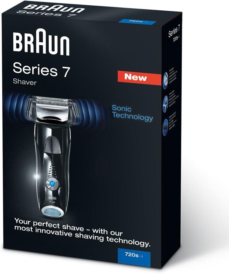 Braun - Afeitadora Series 7 720: Amazon.es: Salud y cuidado personal