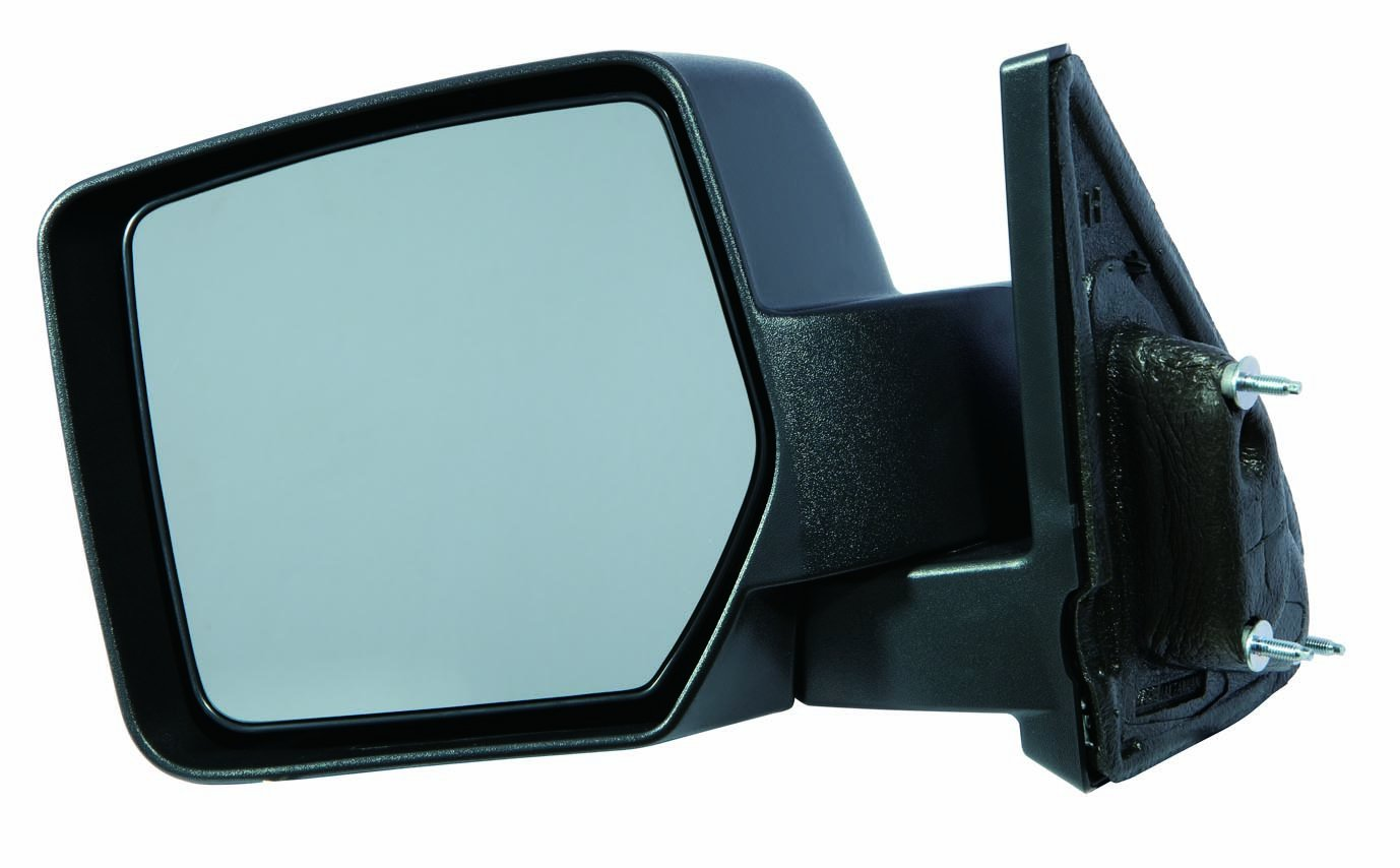 Depo 333-5413R3MF Jeep Patriot Passenger Side Textured Non-Heated Manual Mirror