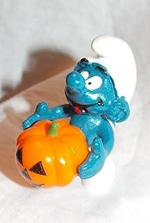 Smurfs Toothpaste /& Toothbrush Smurf Brushing Teeth 20064 Vintage Display Figure