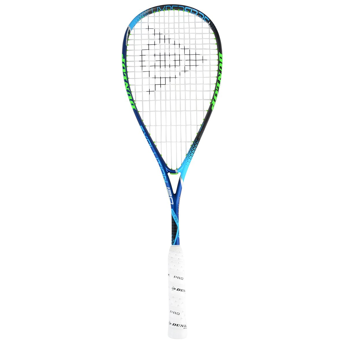 DunlopハイパーファイバEvolution Pro Squash Racquet B06XXV9HQ1