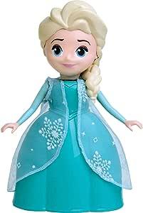Boneca com Mecanismo Frozen Elsa 8 Frases 24 Cm, Elka, Multicor
