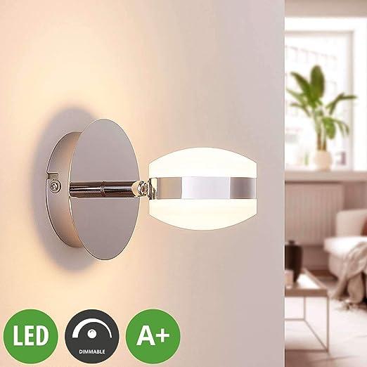 LED Proyector, foco Ksenija (Moderno) en Plateado hecho de Metal ...