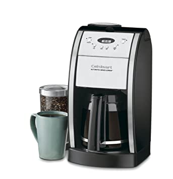 Amazon Cuisinart Dgb 550bk 12 Cup Automatic Coffeemaker Grind