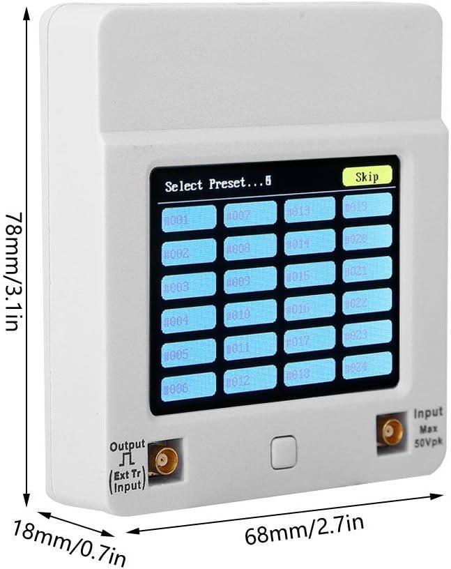 osciloscopio de bolsillo, DSO 112A Osciloscopio, Osciloscopio ...