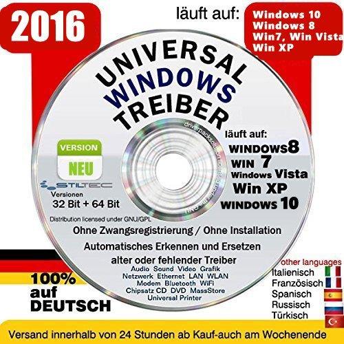 Repair, Recovery Software für Windows 7 Premium, Professional, Ultimate 32 Bit (alle PC & Notebook Modelle) ORIGINAL von STILTEC ©