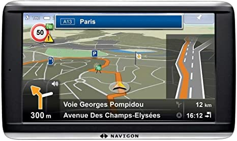 Navigon 72 Premium Europe 44 Inkl Navteq Traffic Amazon De