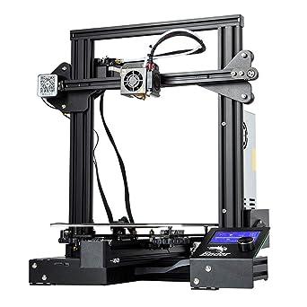 Kitechildhrrd Creality Ender 3 Pro 3D Impresora magnética ...