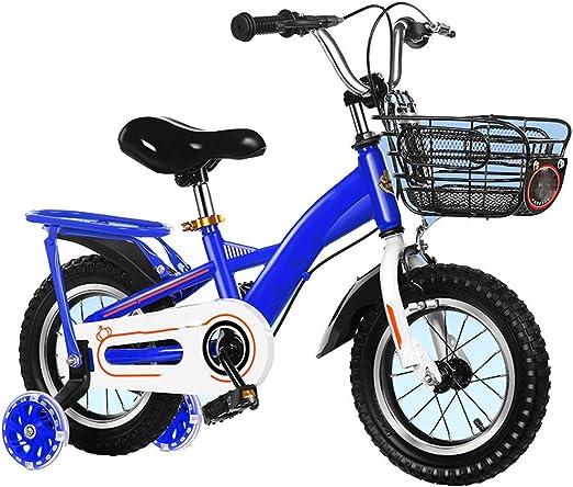 YUMEIGE Bicicletas Bicicletas for niños 12 14 16 18 pulgadas for 2 ...